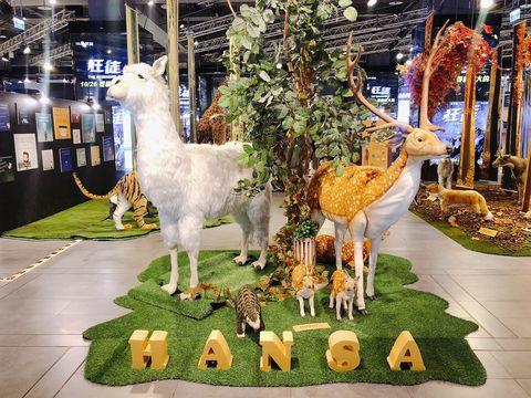 Fawn, Art, Wildlife, Llama,