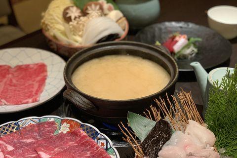 「鮟鱇魚海陸鍋+日本A5宮崎和牛」一次品嘗!頂級鍋物「桃山」推出火鍋夢幻組合