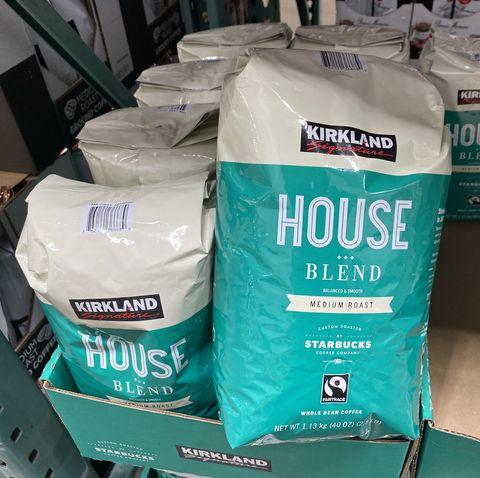 costco house blend coffee
