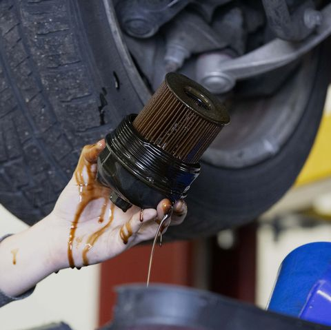 diy photos how to change oil