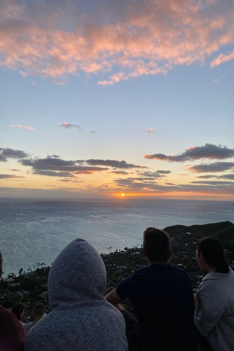 Sky, Horizon, Sunset, Cloud, Sea, Ocean, Evening, Afterglow, Sunrise, Morning,