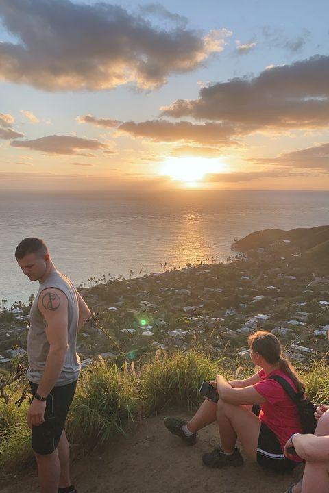 ラニカイ, ハワイ, 絶景