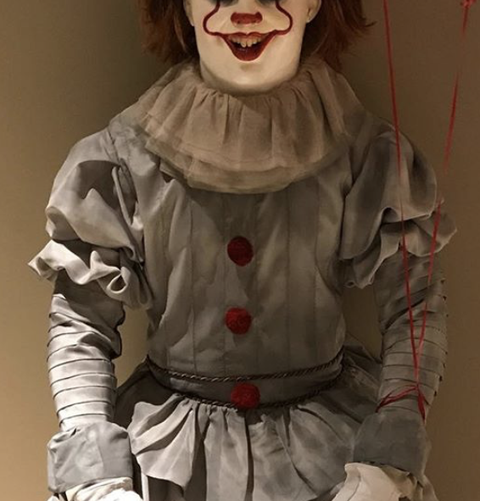 lebron james pennywise