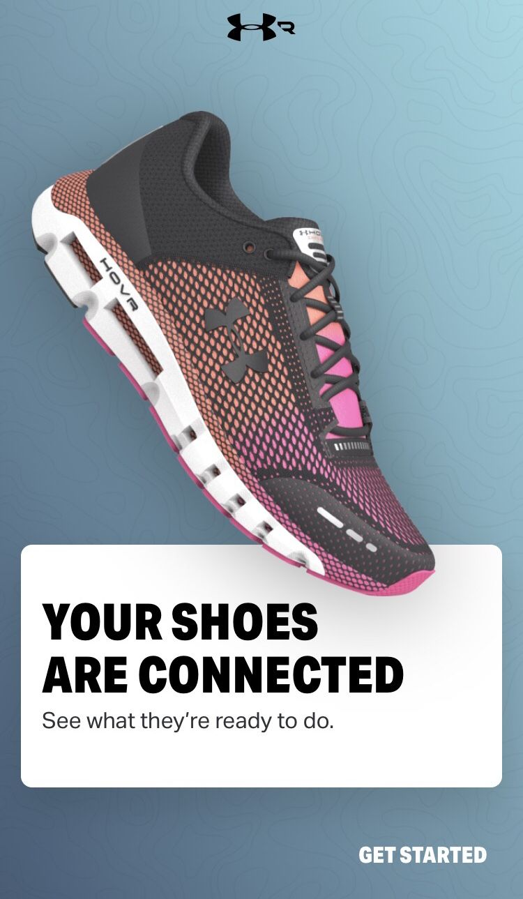 Under Armour HOVR Infinite running shoes