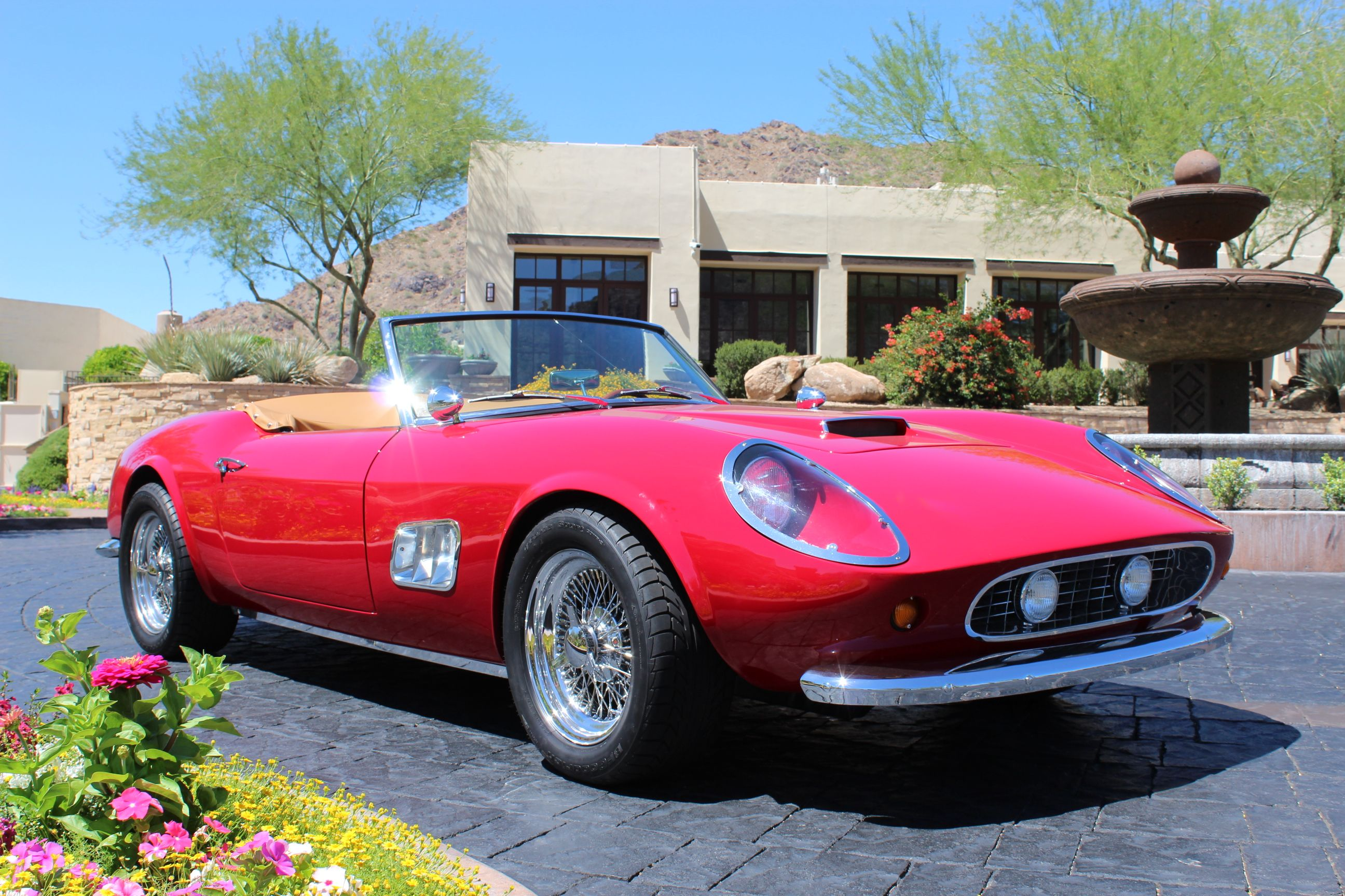 One of the Ferraris From Ferris Bueller's Day Off Just Sold for $396,000
