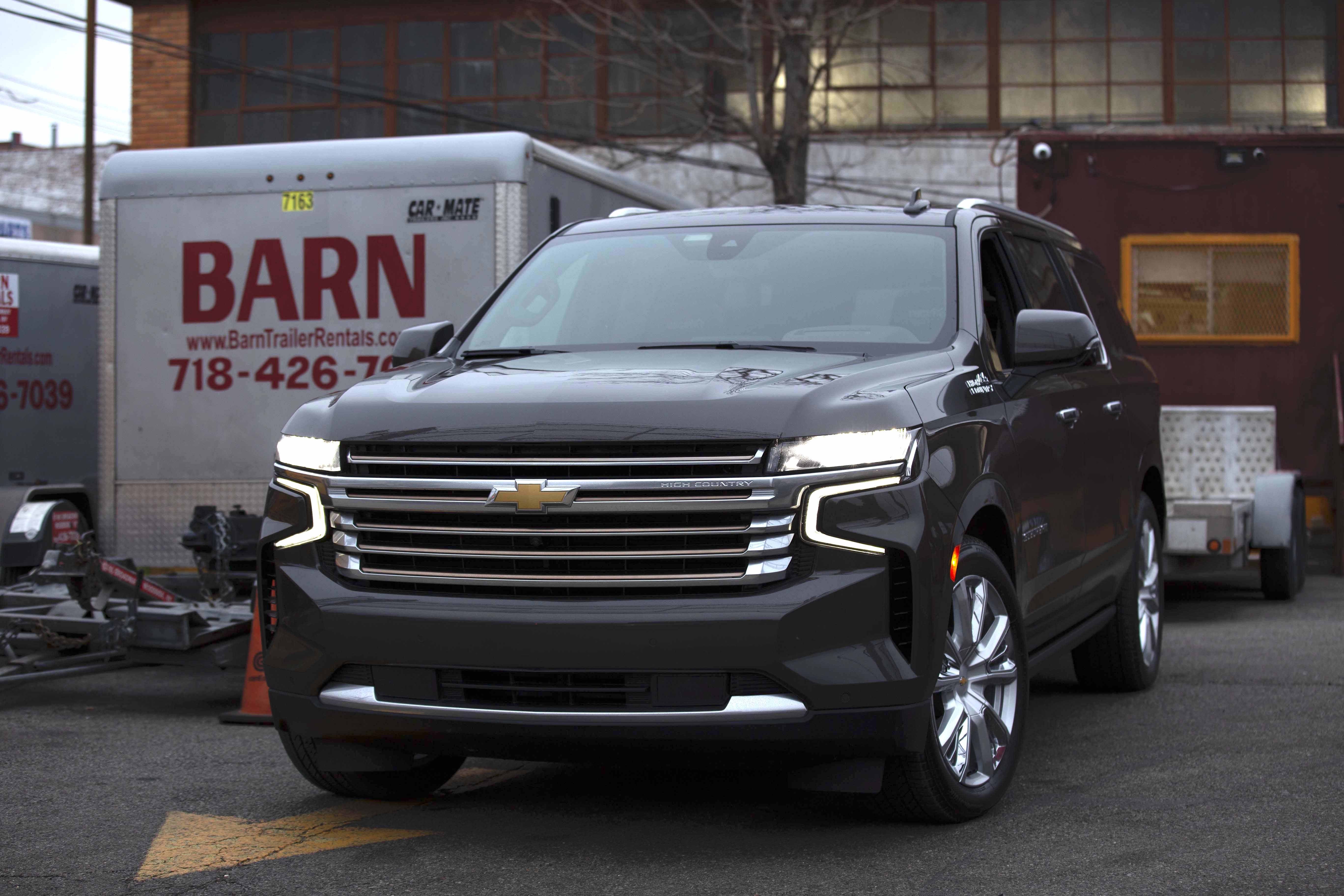 You Definitely Want the Diesel in Your New Chevy Suburban