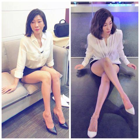 Leg, Human leg, Clothing, Sitting, Thigh, Footwear, Fashion, Shoe, Human body, Foot,