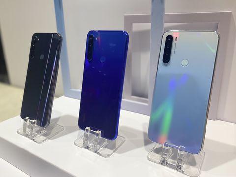 Redmi Note 8T三色