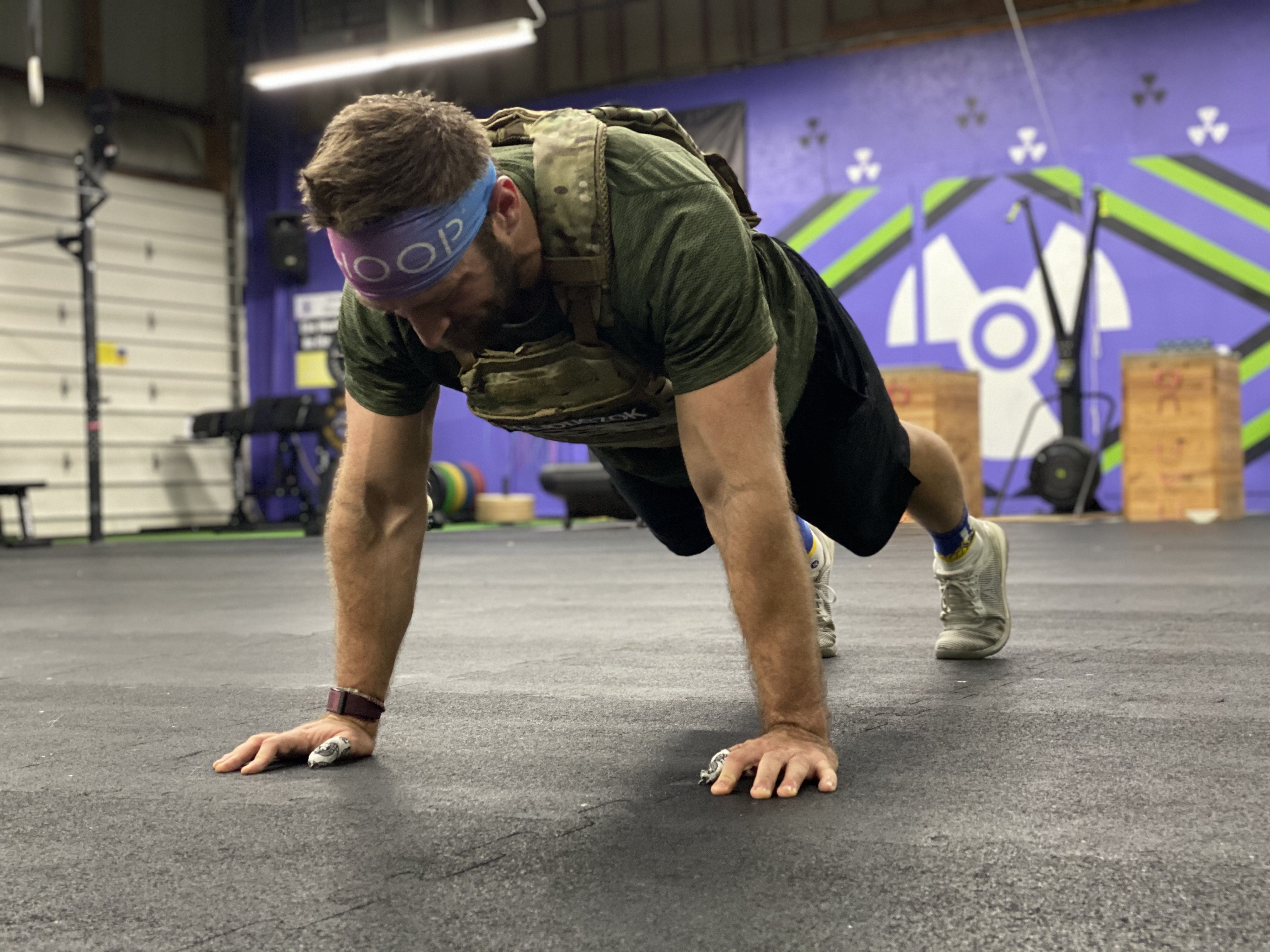 A Doctor Did 30 CrossFit Murph Workouts in 30 Days and Tracked His Heart Health