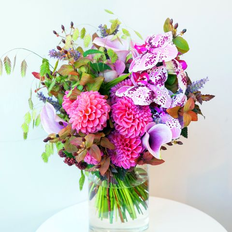 Flower, Bouquet, Floristry, Flower Arranging, Cut flowers, Plant, Floral design, Flowerpot, Pink, Flowering plant,