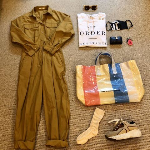 Clothing, Product, Yellow, Fashion, Dress, Footwear, Clothes hanger, Textile, Sleeve, Outerwear,