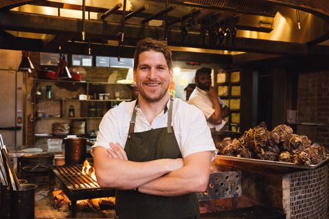 5 Tasty Ways This Top Chef Is Fueling His Way to a BQ