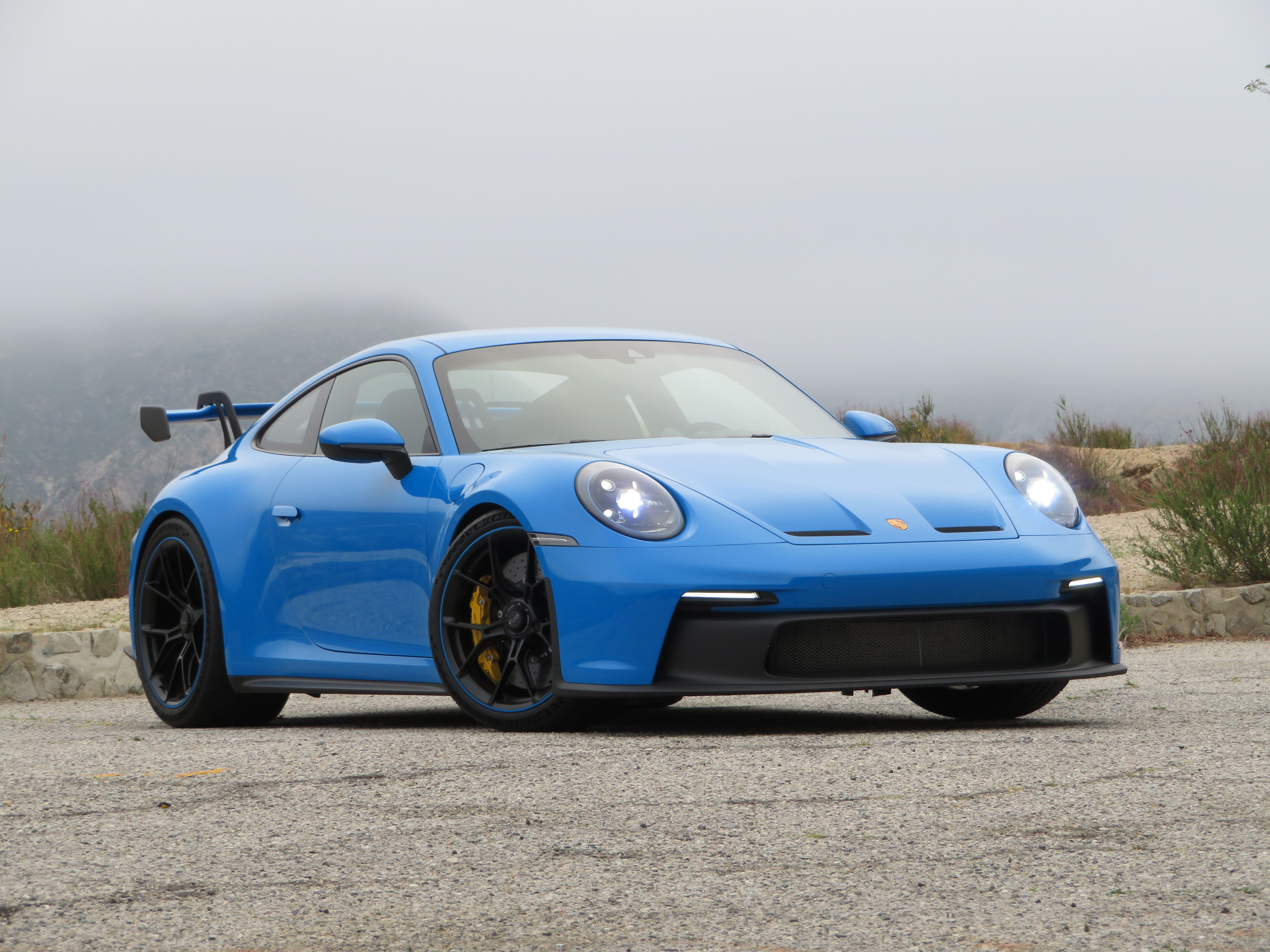 The 2022 Porsche 911 GT3 Is More Focused Than Ever