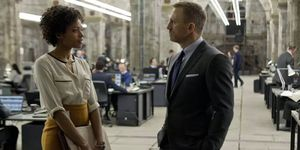 Eve Moneypenny Bond spin-off