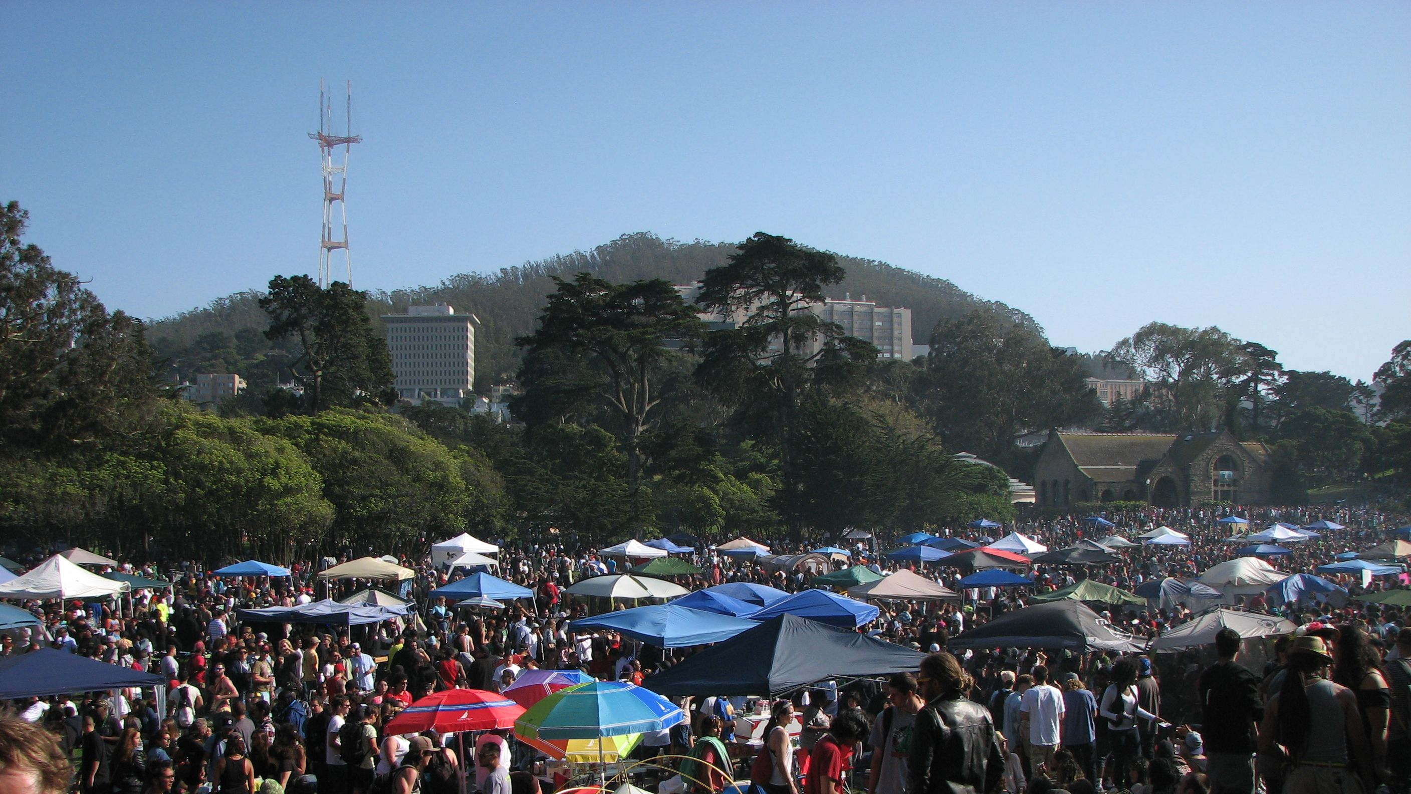 Survival Guide: How to win 420 in Golden Gate Park