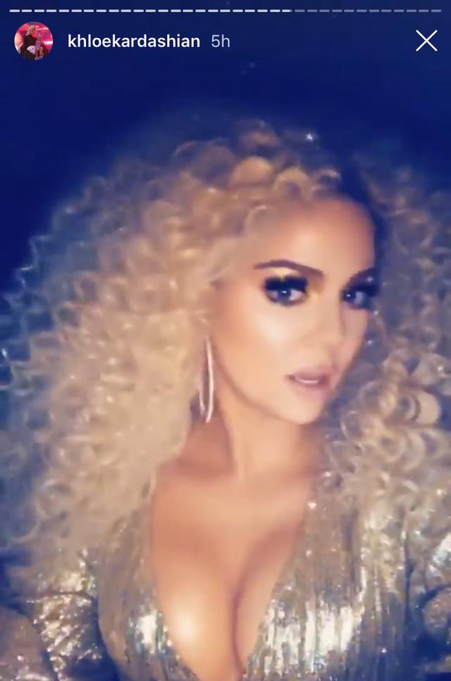 Khloe Kardashian Filmed Beyoncé Giving an Impromptu Serenade at Diana Ross's Birthday