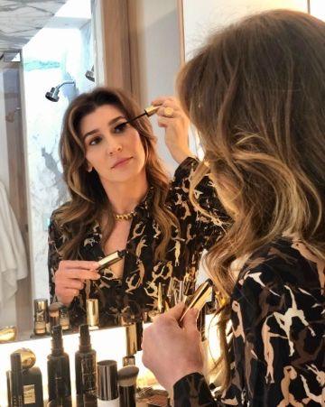 Carisa Janes of Hourglass Cosmetics