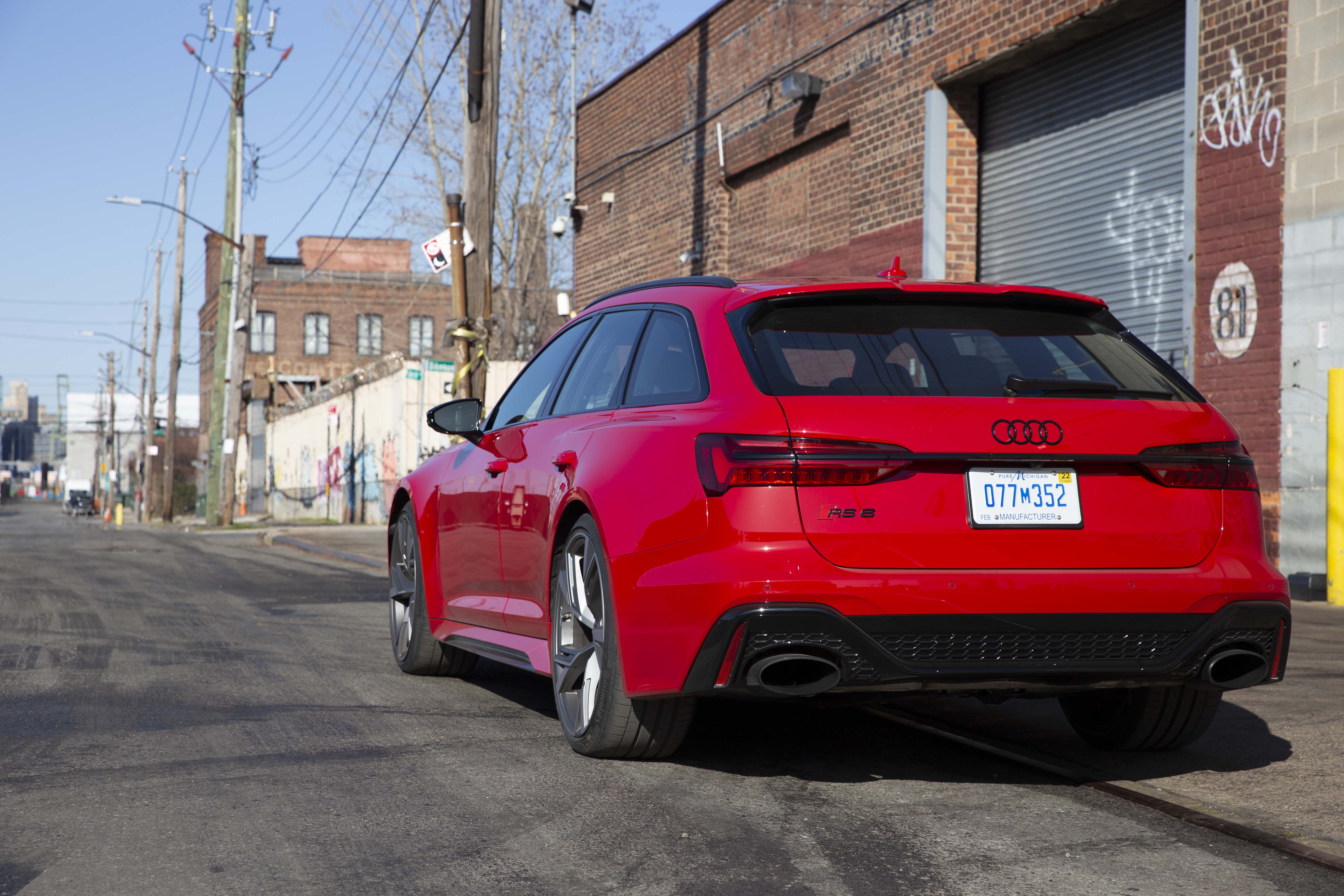 2021 Audi RS 6 Avant - Full Image Gallery