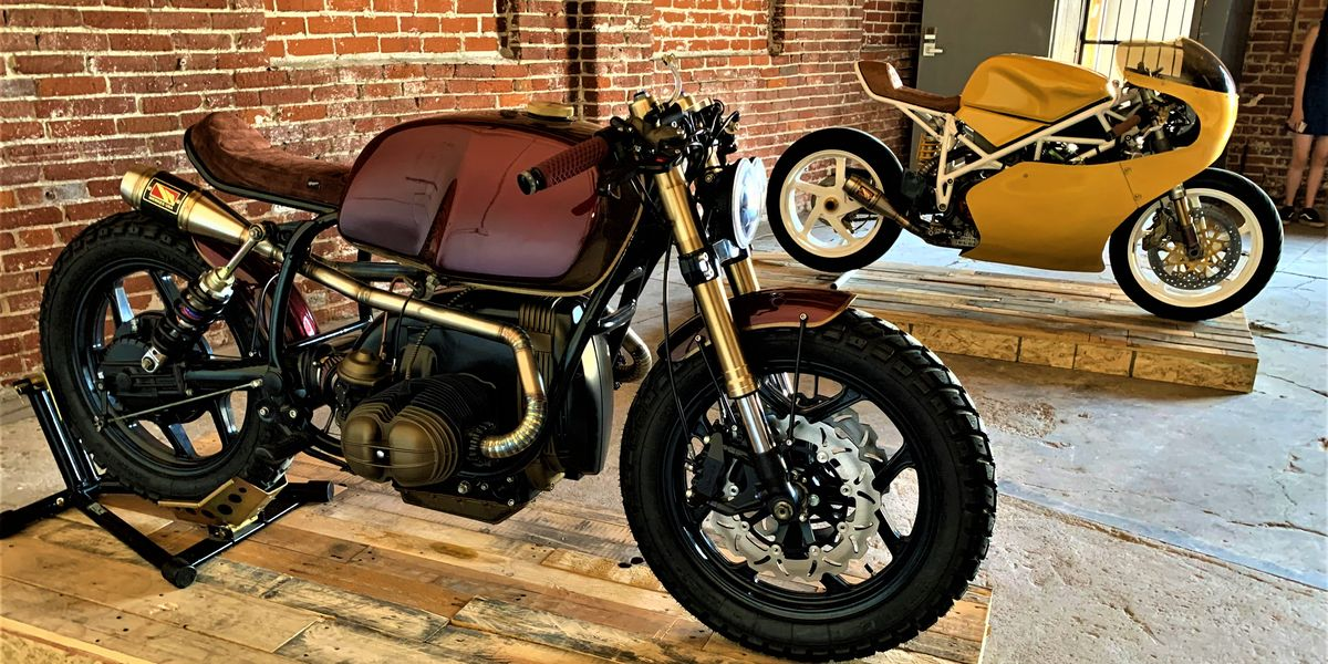Check out 20 Cool Custom Bike From the New Moto Morning Show
