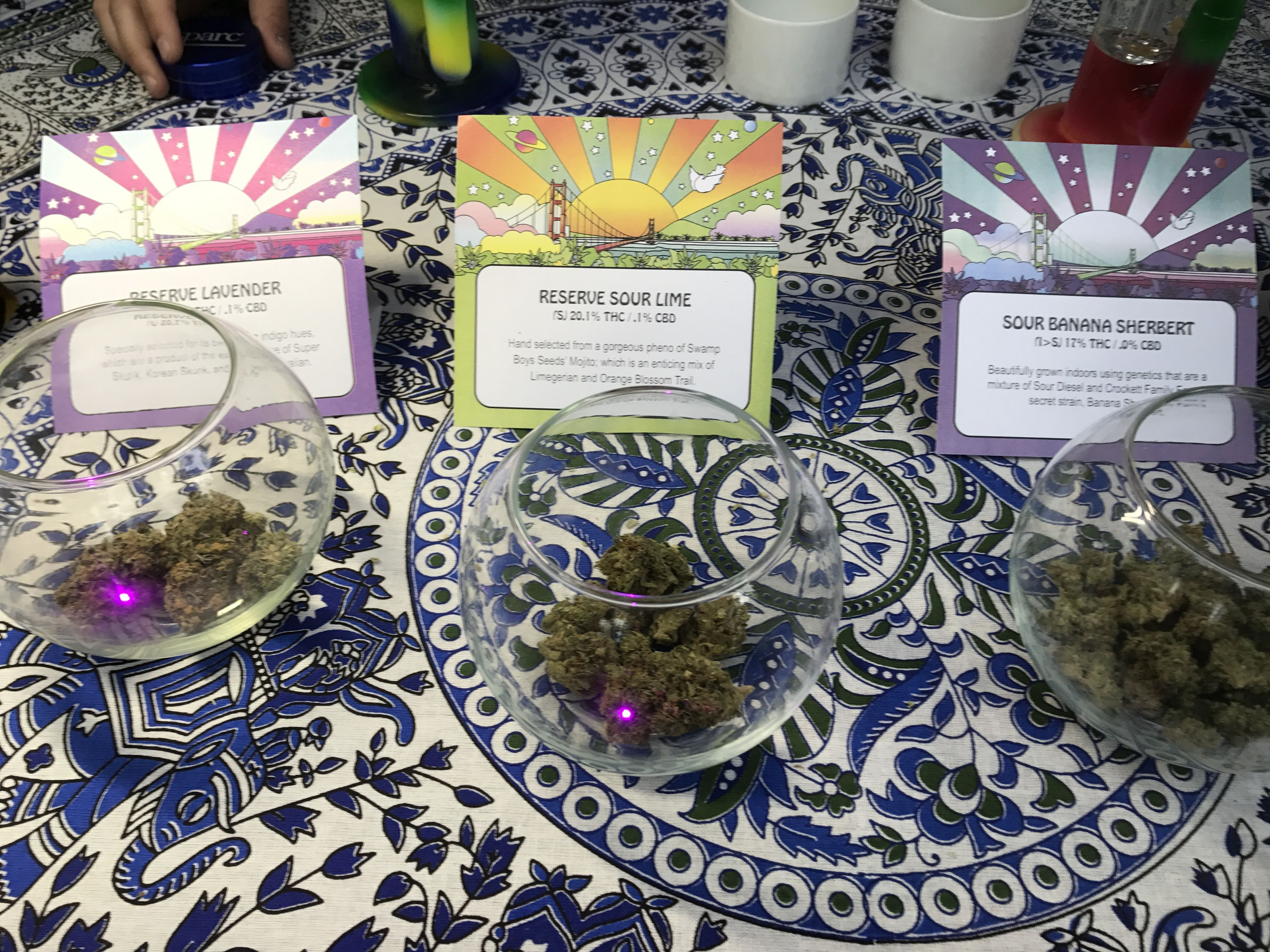 private cannabis parties