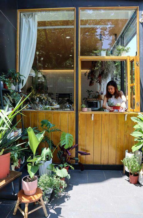 爆漿巧克力餅乾太誘人!台北花店旁的浪漫小窗台「ruby's櫥窗」,司康、餅乾買一次就上癮