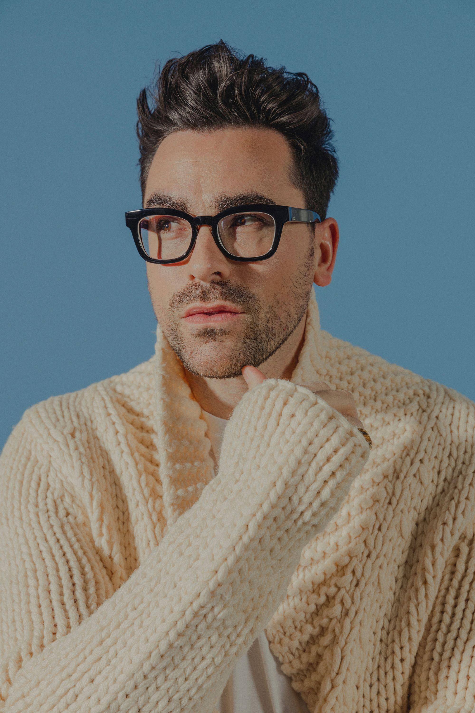 Dan Levy eyeglasses