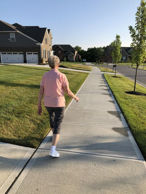 How This 85-Year-Old Tops 100,000 Steps Each Week