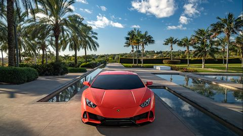 2020 Lamborghini Huracan Evo Is A Diet Performante