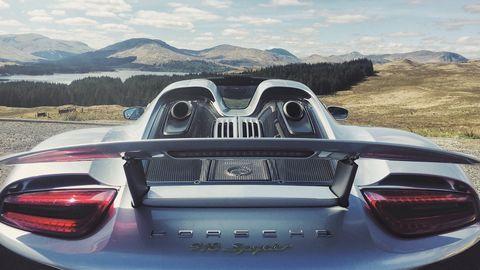 Porsche photography