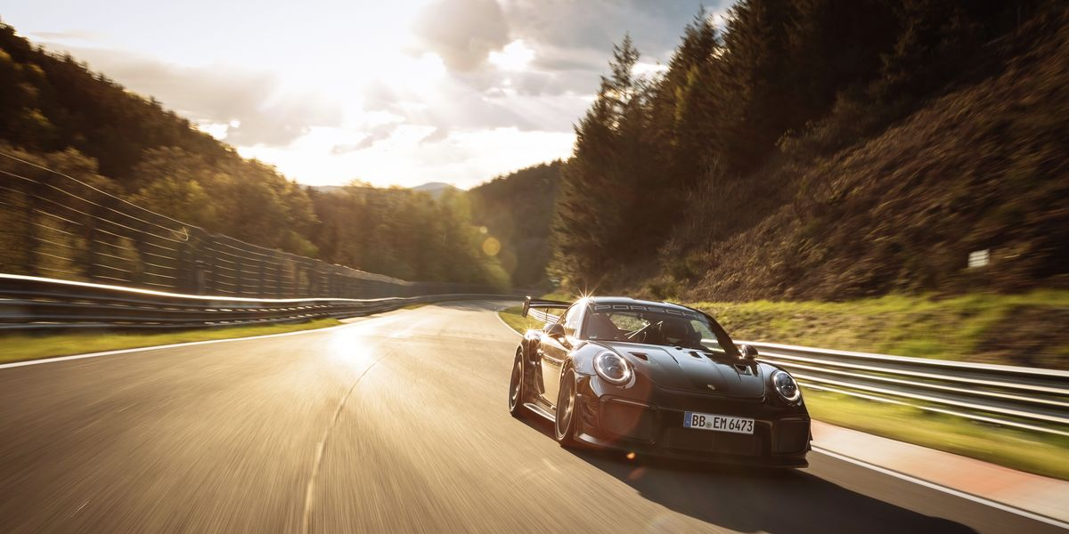 Porsche 911 GT2 RS Smashes Nurburgring Record With 6:43 Lap Time - RoadandTrack.com