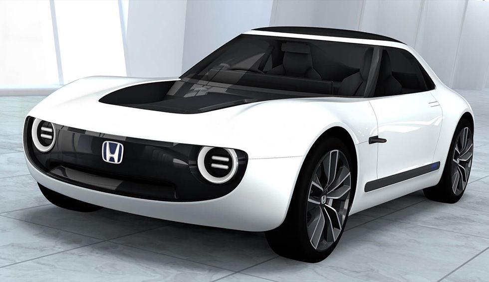 Could Honda Revive the Prelude as an Electric Sports Car?