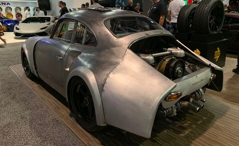Emory RS Porsche 356 / 964 at SEMA 2018