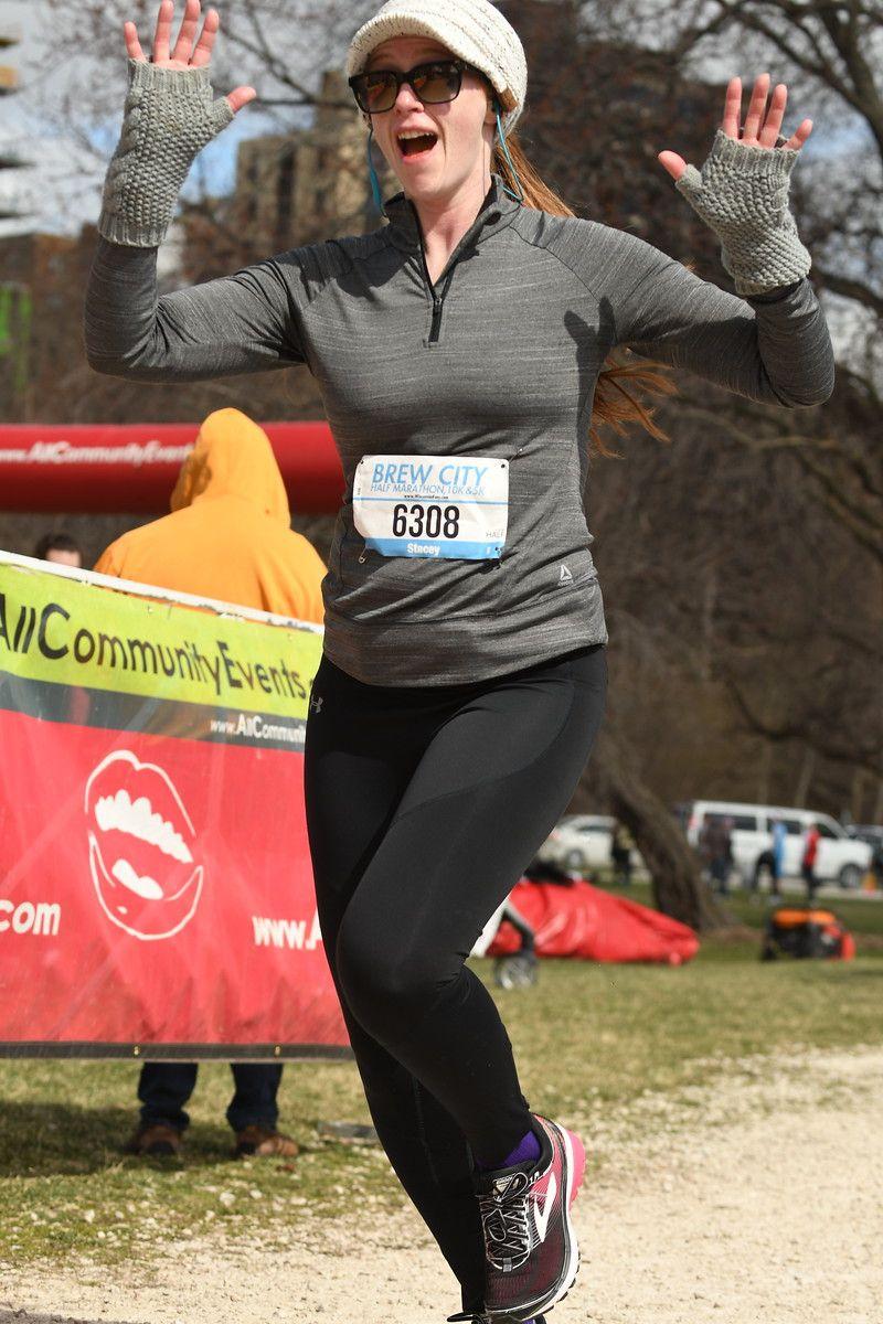 Vet Vowed to Run First Half Marathon After Lupus Flare Put Her in Kidney Failure