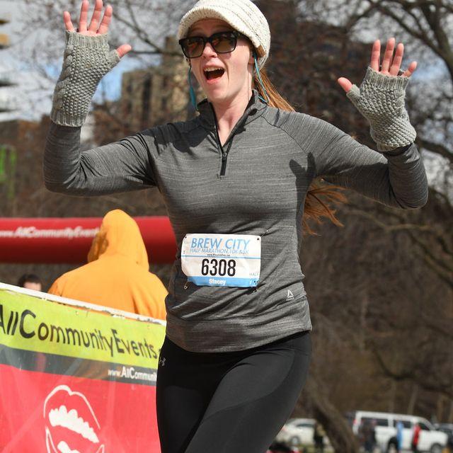 Running With Lupus Stacey Halse Half Marathon After Kidney Failure