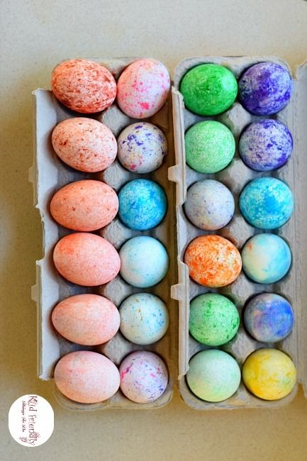 26 Creative Ways To Dye Easter Eggs Cool Easter Eye Dye Ideas