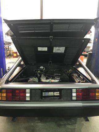 Inside the Car Company That's Resurrecting the DeLorean