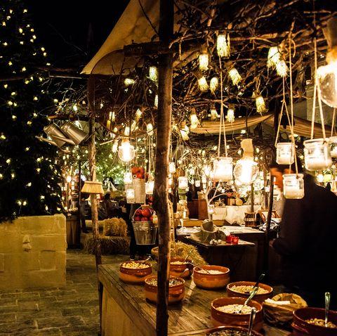 Best Christmas markets - Borgo Egnazia, Puglia