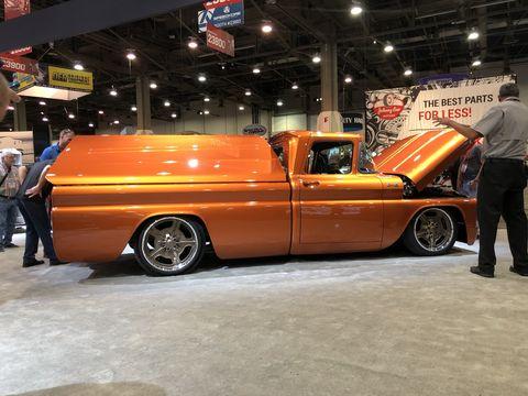 Chevrolet E-10 Pickup SEMA