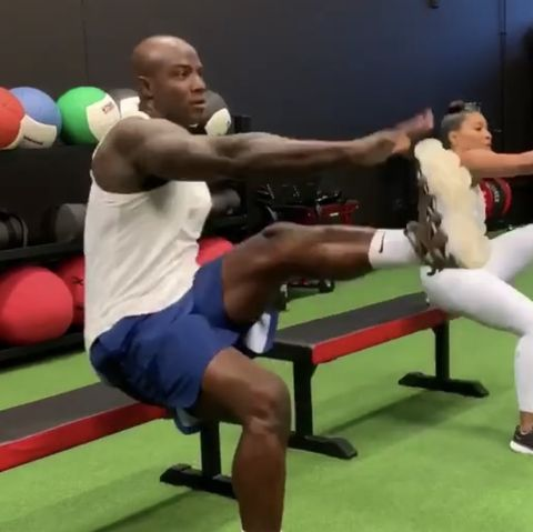Kick, Arm, Strike, Physical fitness, Sports training, Joint, Sports, Leg, Muscle, Chest,