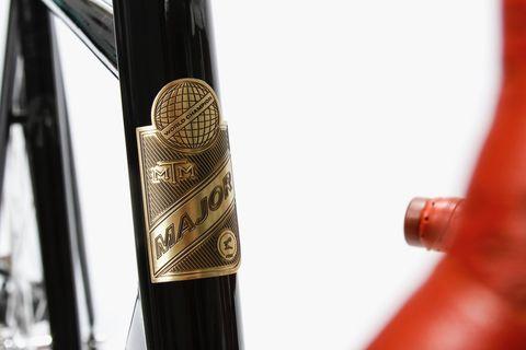Affinity Cycling custom bike