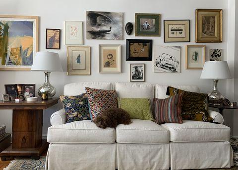 gallery wall charles curkin