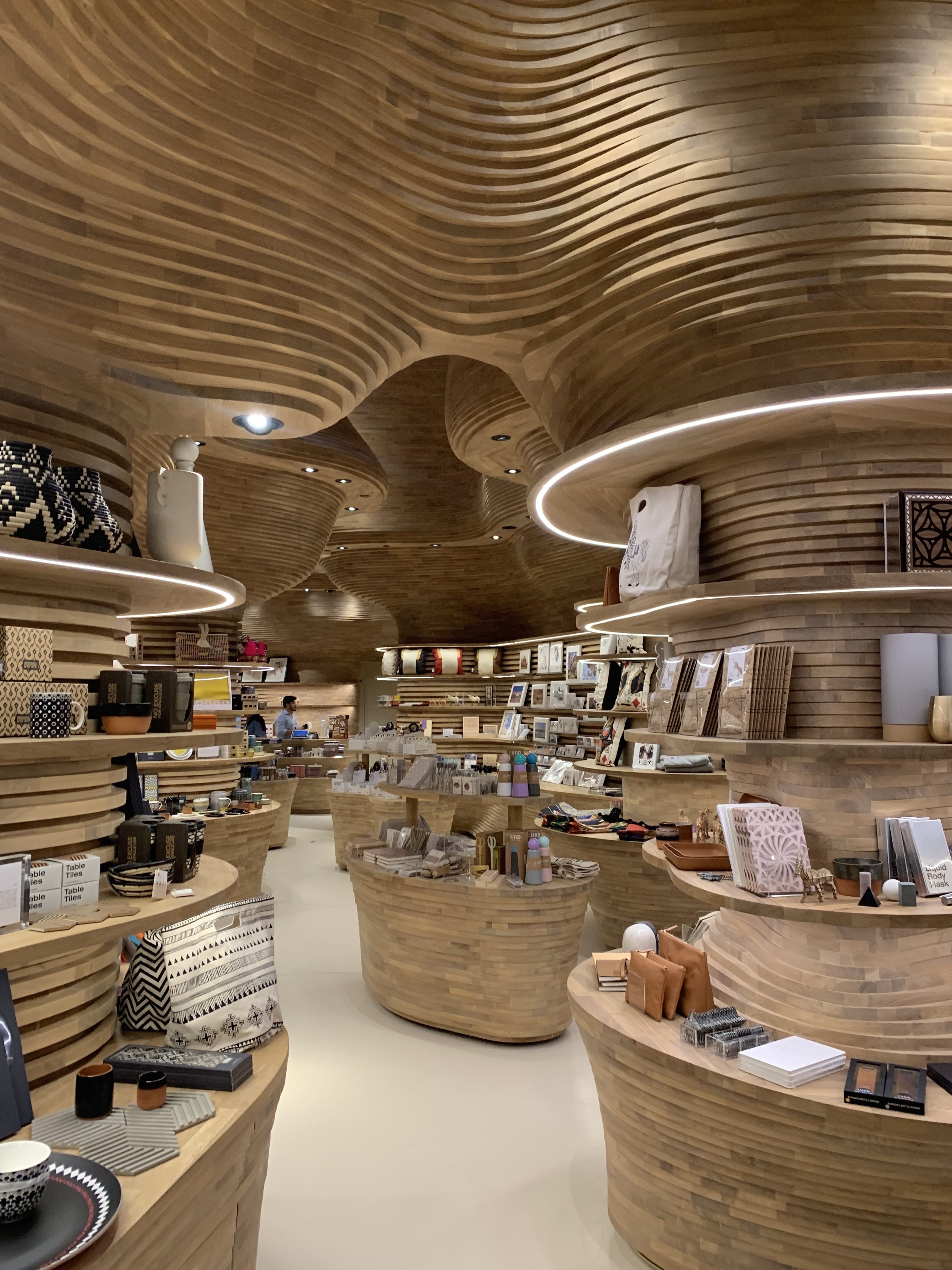 Is This the Most Beautiful Museum Gift Shop in the World?
