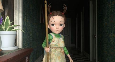 在今年6月初,吉卜力工作室便宣布會在日本廣播協會nhk播映該工作室首部3d長篇動畫——《安雅與女巫》,在上週釋出了動畫劇照,一改過往清新的日系漫畫風格,令許多吉卜力影迷感到興奮!