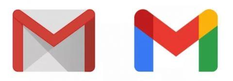 告別小信封!gmail更新logo背後的品牌視覺故事