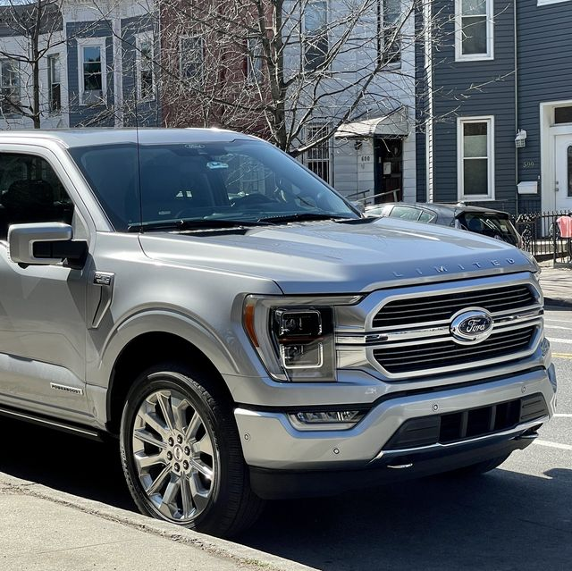 2021 ford f 150 limited silver