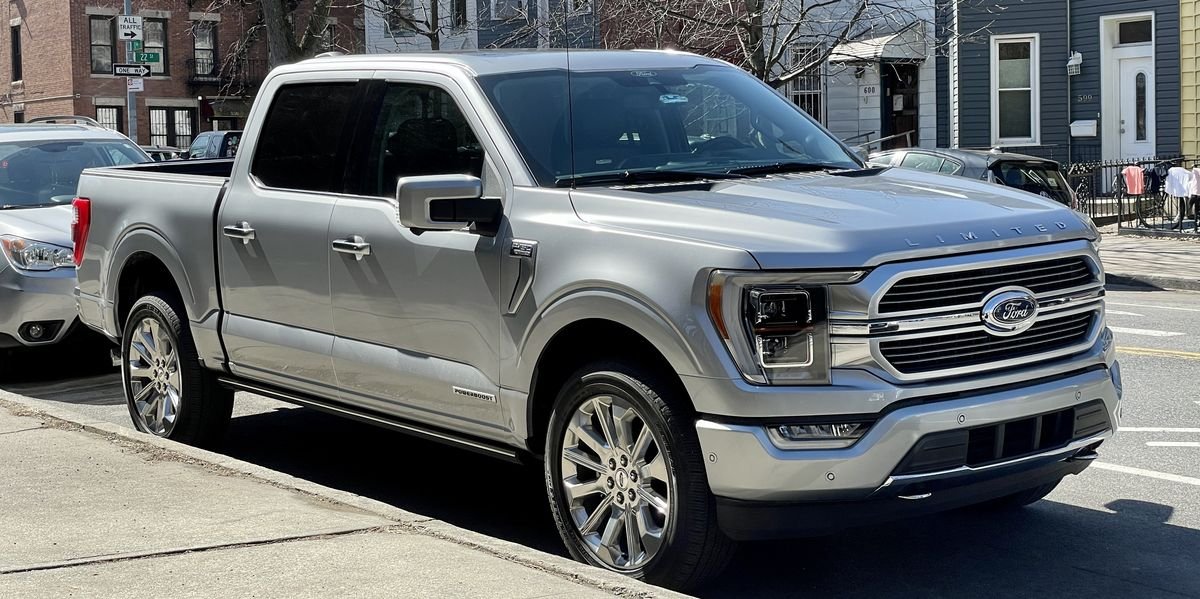 The Ford F-150 Limited PowerBoost Hybrid Is, Remarkably, Worth Its $80,000 Price