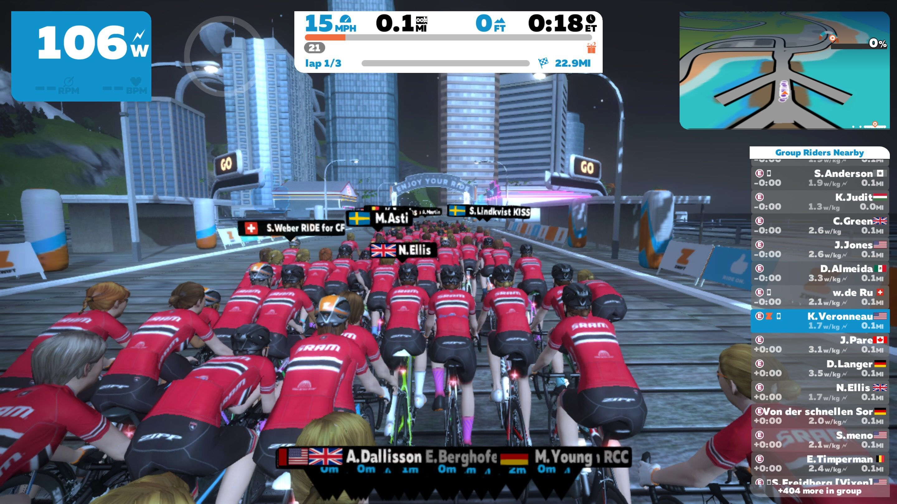 Thinking of Cheating on Zwift? These People Are on to You