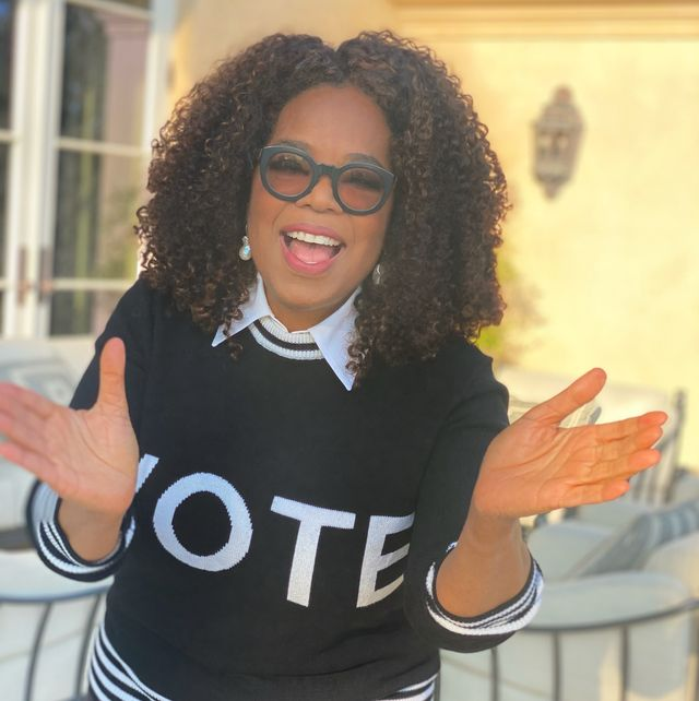 oprah vote