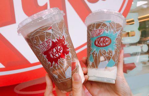 全家,雀巢,奇巧,KitKat巧克力,酷繽沙,冰品推薦,2019冰品,超商冰品,巧克力冰,