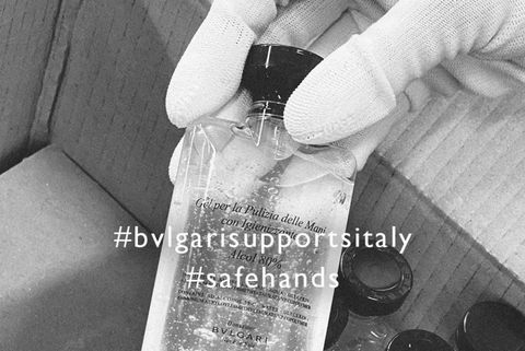 Water, Product, Bottle, Hand, Glass bottle,